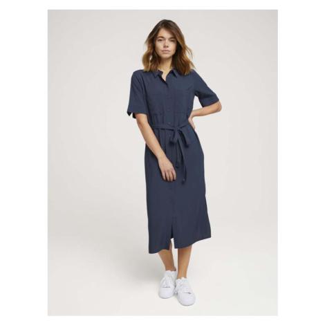 Tom Tailor Denim dámské košilové šaty 1025408/10668
