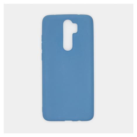 Sinsay - Pouzdro na Xiaomi Redmi Note 8 Pro - Modrá