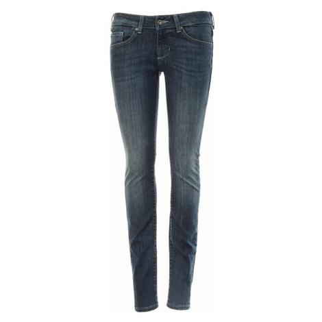 Mustang jeans Gina Jeggings dámské tmavě modré