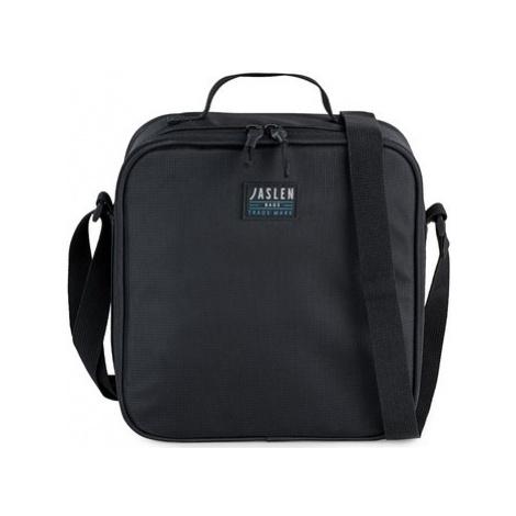 Jaslen REXFORD Termální taška s nastavitelným ramenním popruhem Černá