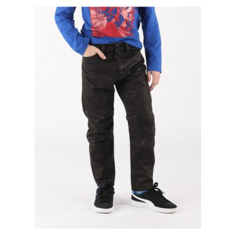Džíny Diesel Narrot-R-J Pantaloni Černá