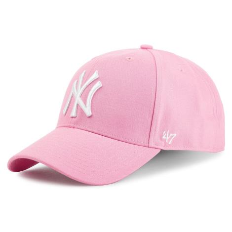 Kšiltovka 47 BRAND - New York Yankees B-MVPSP17WBP-RS Rose