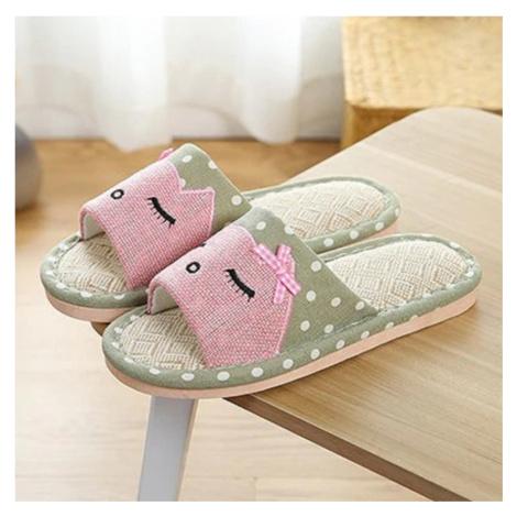 Domácí obuv - Pantofle FashionEU