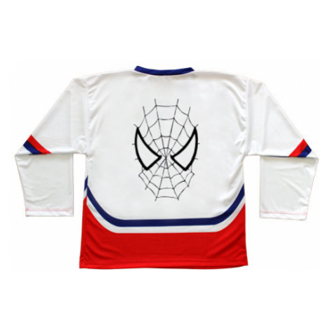 Hokejový dres ČR Spiderman