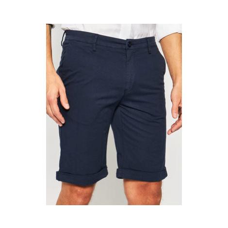 Šortky z materiálu Trussardi Jeans