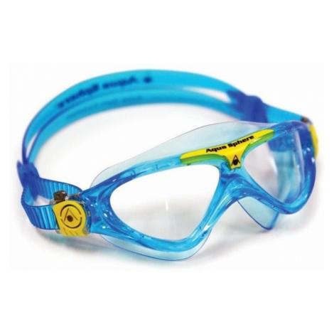 Brýle Aqualung VITA J - modrá/žlutá