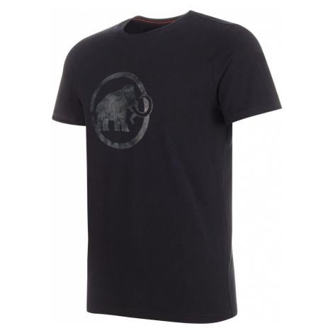 ammut ammut Logo T Shirt en black Mammut