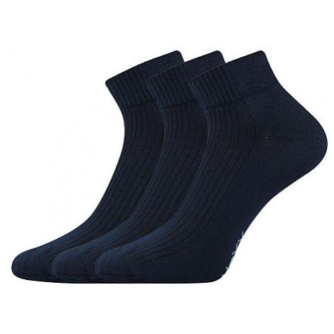 3PACK ponožky VoXX tmavě modré (Setra) M