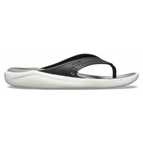 Crocs LiteRide Flip Black/Smoke