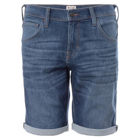Kraťasy Mustang Chicago Shorts Z pánské tmavě modré