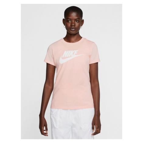 Sportswear Essential Triko Nike Růžová