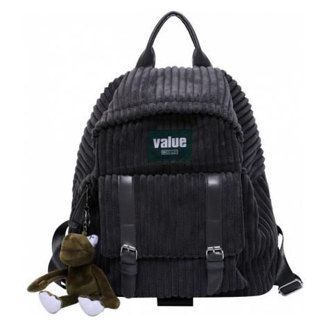 Dámský manšestrový batoh E736 FashionEU