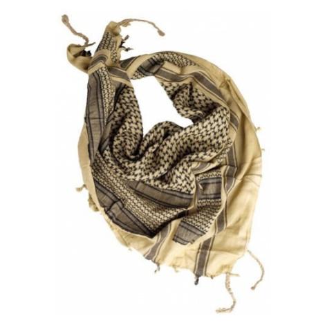 Šátek Palestin s třásněmi Mil-Tec® - černo-khaki Mil-Tec(Sturm Handels)
