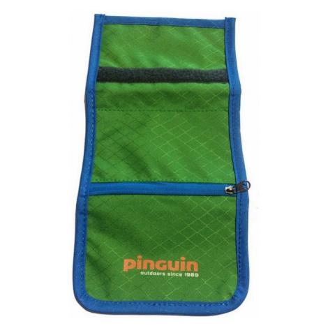 Pinguin peněženka Wallet, zelená