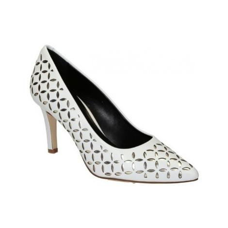 Leonardo Shoes 54011 NAPPA BIANCO Bílá