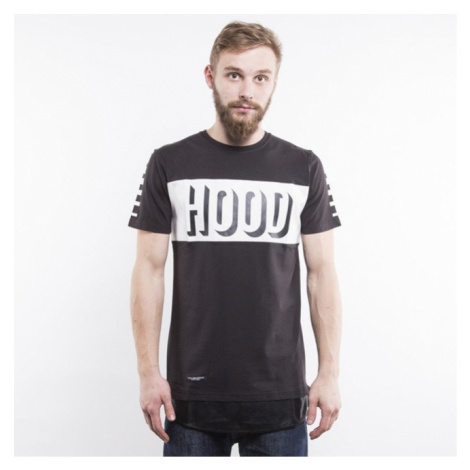 Cayler & Sons t-shirt Hood Love Long black / white BL-CAY-AW15-AP-19