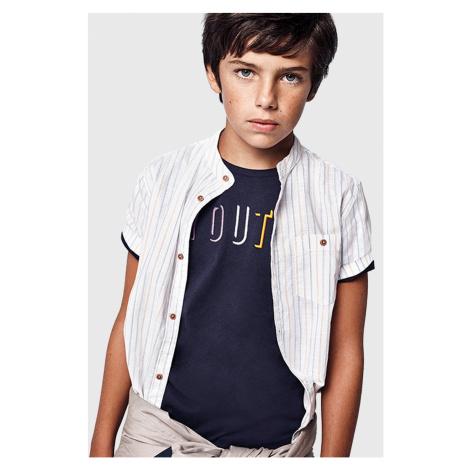 Chlapecké tričko Youth Mayoral tmavěmodré