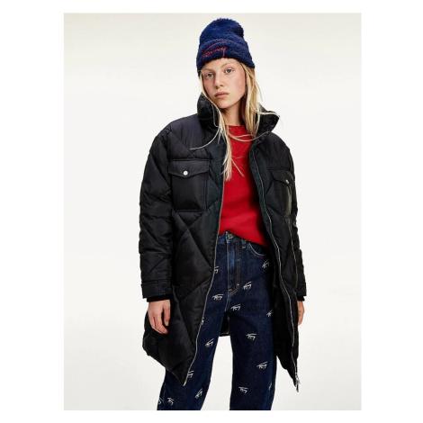 Tommy Hilfiger Tommy Hilfiger dámský zimní kabát DIAMOND QUILTED COAT