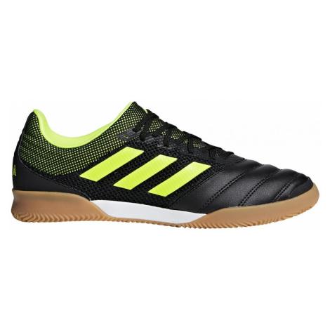 Sálovky adidas COPA 19.3 IC Černá / Žlutá