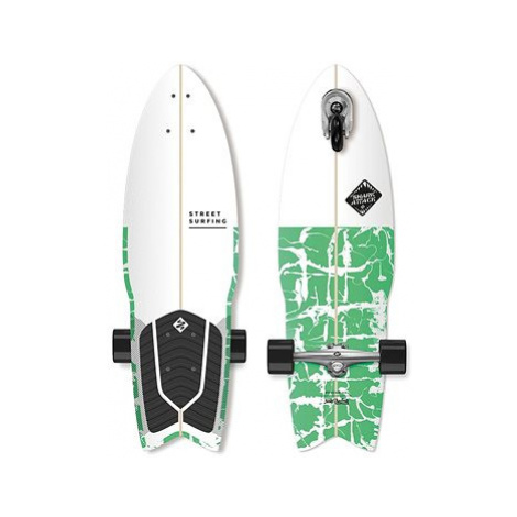 "Street Surfing Shark Attack 30"" Psycho Green"