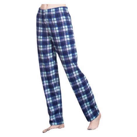 Dámské pyžamové kalhoty Vienetta Secret Beata   modrá