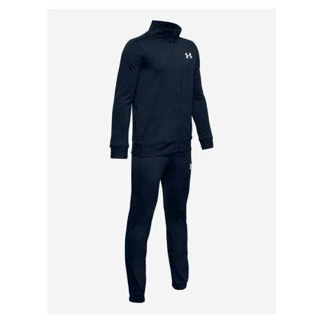 Souprava Under Armour Knit Track Suit Modrá