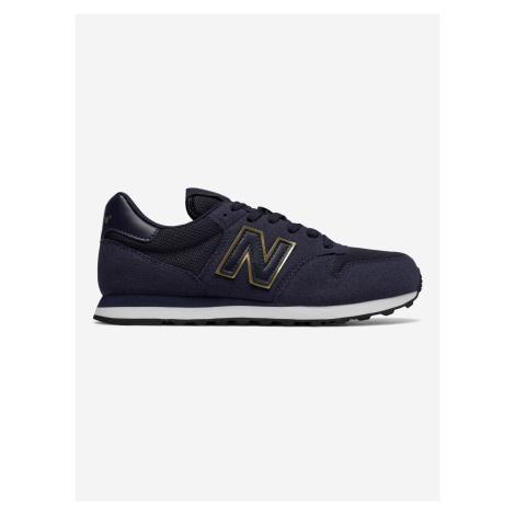 500 Tenisky New Balance Modrá