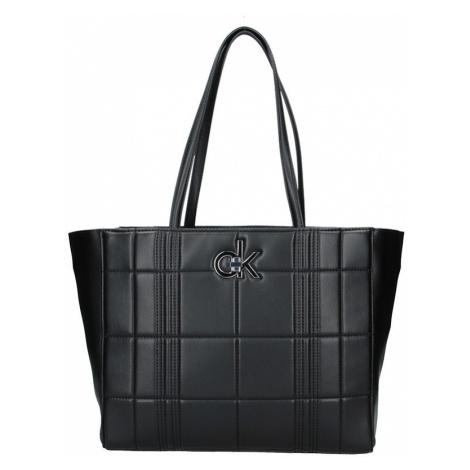 Dámská kabelka Calvin Klein Tinus - černá