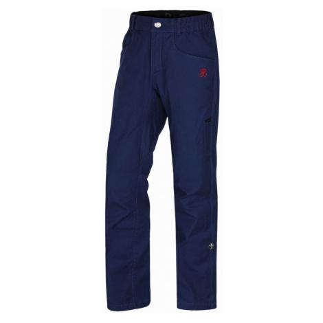 Rafiki BOMBER II Pánské kalhoty 10001160RFX01 medieval blue