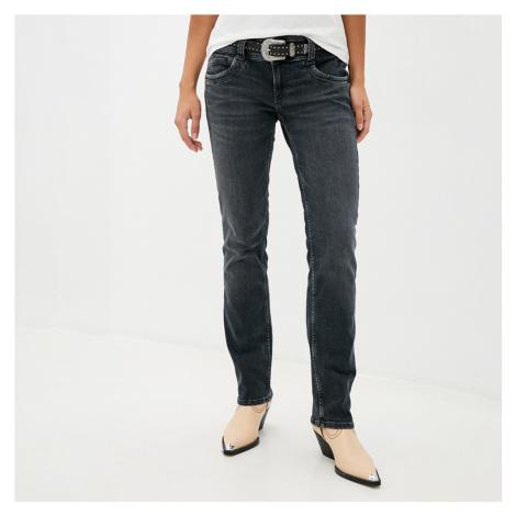 Pepe Jeans dámské tmavě šedé džíny Gen