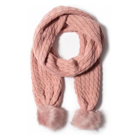 Guess GUESS dámská růžová šála
