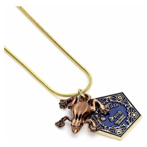 Náhrdelník Harry Potter - Čokoládová žabka