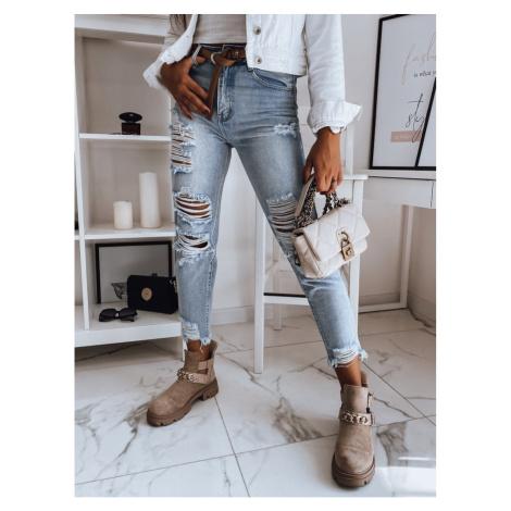 WELLY women's denim pants blue Dstreet UY0938z
