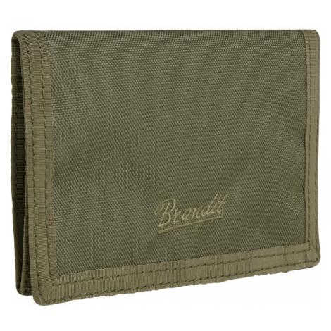 Brandit Peněženka Wallet Three olivová