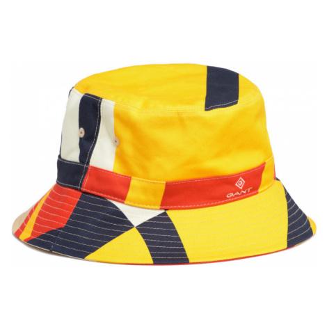 KLOBOUK GANT D1. RW BUCKET HAT