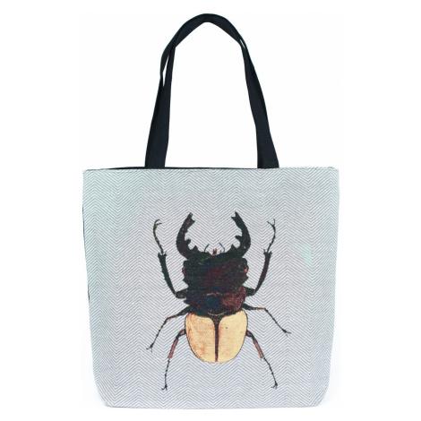 Art Of Polo Woman's Bag tr20224 Black/Light Grey