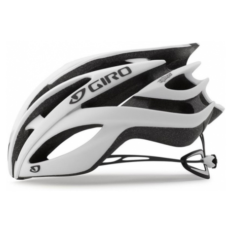 Cyklistická helma Giro Atmos II Matte White/Black