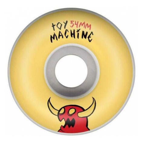 SK8 KOLA TOY MACHINE Sketchy Monster - žlutá