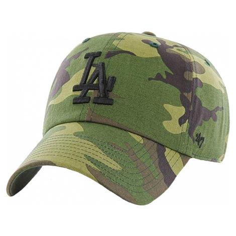 47 BRAND MLB LOS ANGELES DODGERS CAMO CAP B-CAMUN12GWSNL-CM