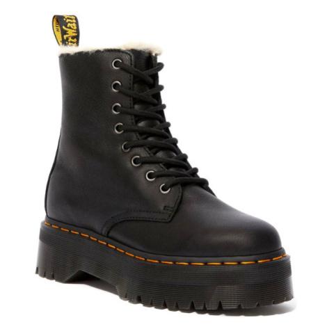 boty zimní DR. MARTENS - 8 dírkové - Jadon FL - DM25637001 Dr Martens