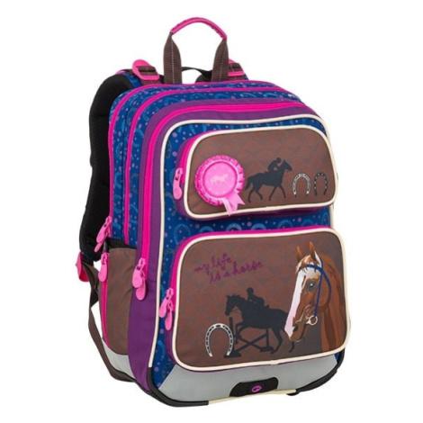 Bagmaster Školní batoh GALAXY 9 B 17 l