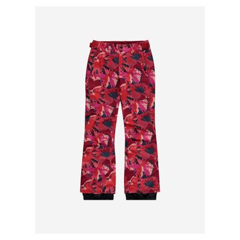 Kalhoty dětské O'Neill Červená