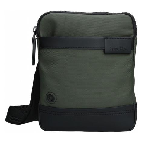 Pánská taška přes rameno Calvin Klein Koudy - khaki