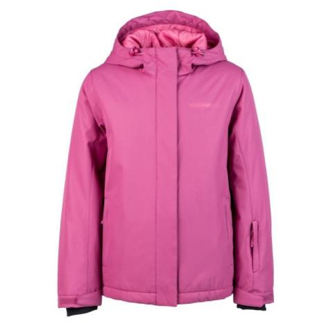 Head DEJA růžová - Dětská zimní bunda