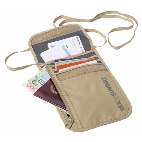 peněženka SEA TO SUMMIT Neck Wallet 5