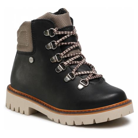 Kotníková obuv BARTEK - 24764/0P-BAS Černá