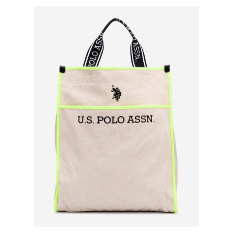 Halifax Taška U.S. Polo Assn Béžová