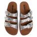 Pantofle INBLU CP01JE01 Ekologická kůže /-Ekologická kůže