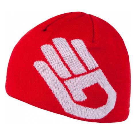 HAND Zimní čepice 16200185 červená UNI Sensor