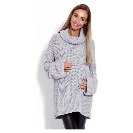 Těhotenský svetr model 122947 PeeKaBoo universal Pee Ka Boo